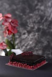 OPERA-raspberry CAKE GLUTEN FREE